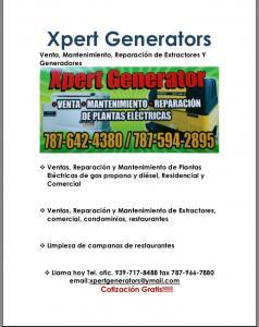 Xpert Generators